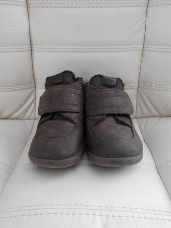 Кожанные ботинки от Chicco