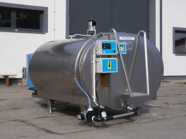 Schładzalnik zbiornik chłodnia do mleka MUELLER 3600 NOWY OSPRZĘT