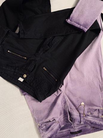 Fimowe Spodnie damskie S