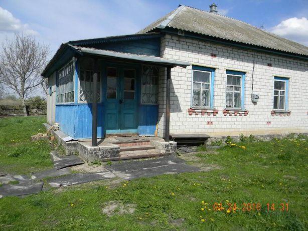 Продам 1/2 дома с. Браниця Черниговская обл.