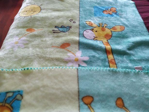 Cobertor de cama de bebé/criança