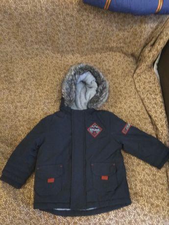 Зимняя куртка для мальчика early days  , новорожденных