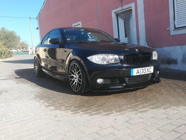 BMW 120d e82 177cv