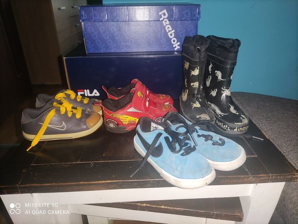 Oddam buty dla chłopca