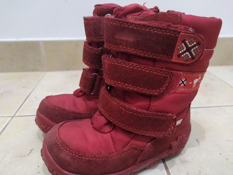 Buty zimowe roz 23 nieprzemakalne Andrychów - image 1