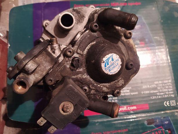 Газовый редуктор Tomasetto требует ревизии