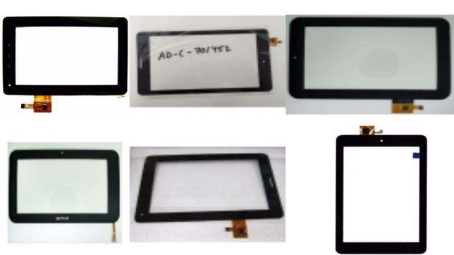 Vidros para tablet´s (touchscreen)