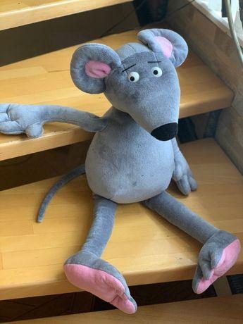 Мягкая большая игрушка мышь, мышка, крыса