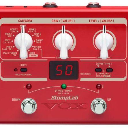 Vox Stomplab IB - multiefekt basowy