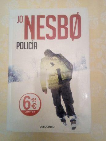 Jo Nesbo Policia wyd. hiszpańskie espagnol