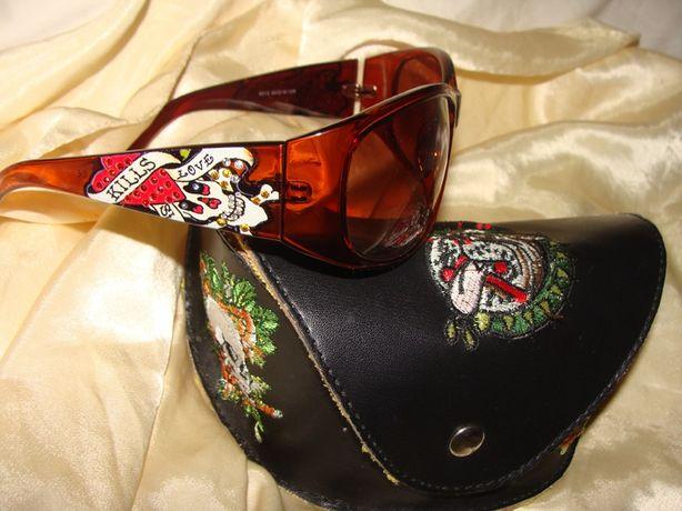 Ed Hardy оригинал США очки оправа
