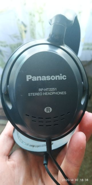 Панасоник наушники Panasonic RP-HT 2251