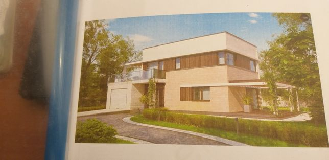 Проект 2х этажного дома 147м.кв.