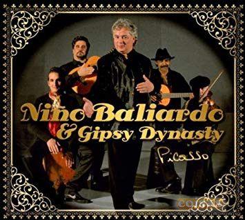 Niño Baliardo & Gipsy Dynasty - Picasso (2012) (Promo)