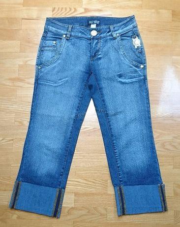 Rybaczki damskie jeansowe Armani Jeans