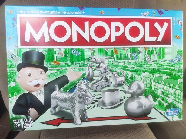 Gra Monopoly Orginal ala Eurobiznes
