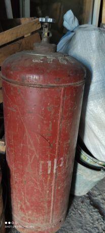 Газовый баллон на 50 литров