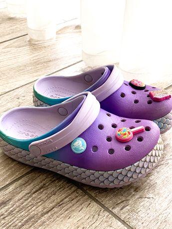 Crocs c11 на девочку