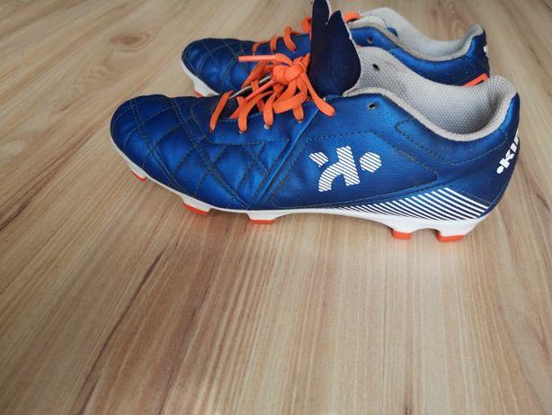 Buty do piłki nożnej kipsta rozmiar 35