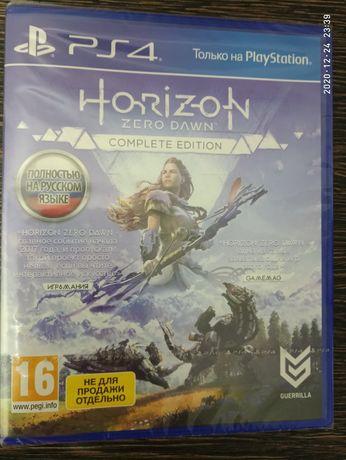 Игра Horizon Zero Dawn. Complete Edition для PS4