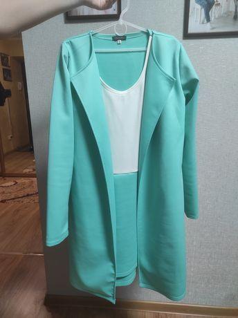 Продам плаття з піджаком