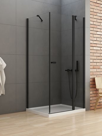 Kabina prysznicowa NEW SOLEO BLACK