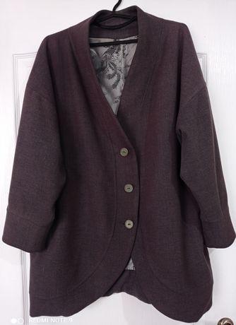 Женское пальто, 50-54р