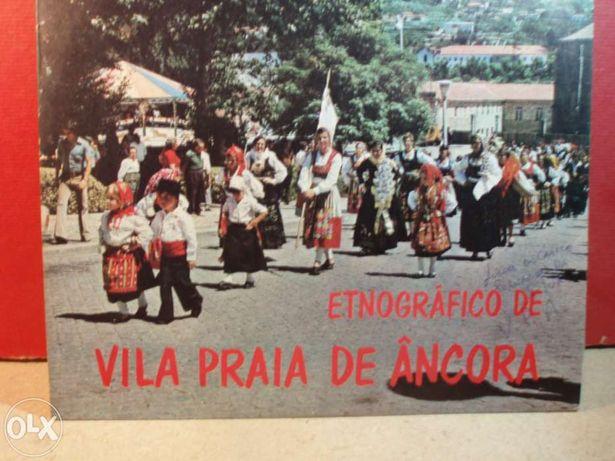 Disco vinil LP, do Rancho Etnográfico de Vila Praia de Âncora - como n