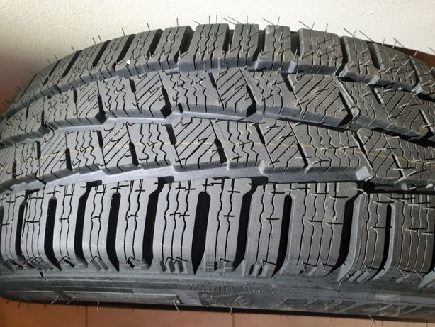 4x Michelin Agilis Alpin 215/60 R17