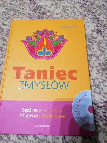 Taniec zmysłów Ulay Gadalla Książka i CD