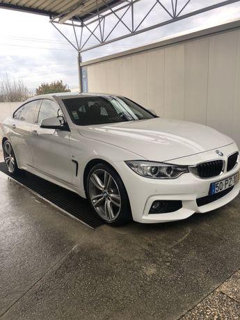 BMW série 4     420D Grand coupe