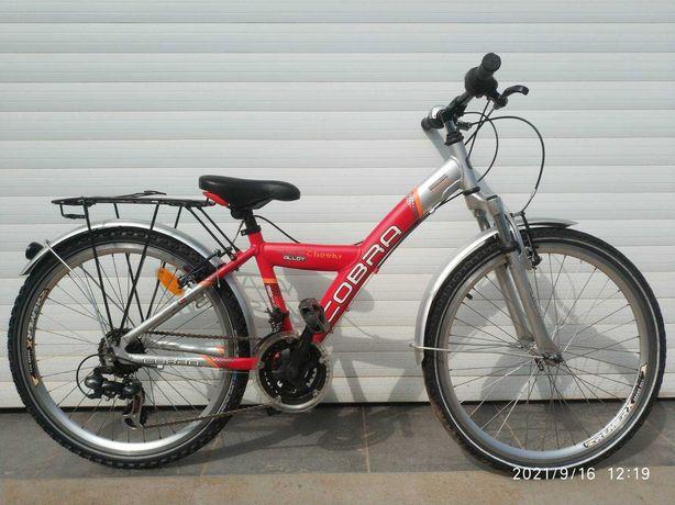 Велосипед подростковый горный алюминий Kalkhoff 24 Shimano Гарантия