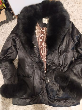 Куртка зимняя еврозима курточка песец