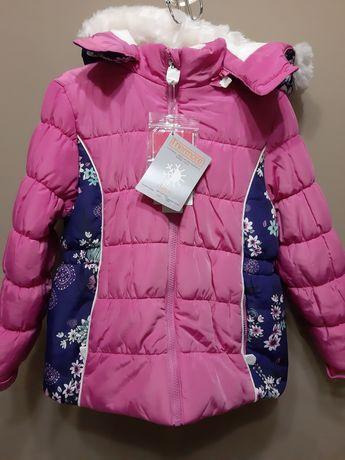 Зимовий комбінезон куртка Chicco Flurry Чико 122- 128р.