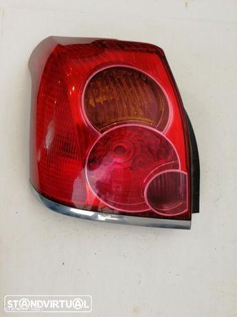 Farolim farol trás esquerdo Toyota avensis Carro 2003 a 2005