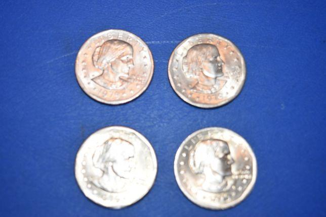Monety jednodolarowe IV