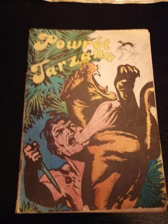 Powrót Tarzana .Zabawy z Alikiem Numer 10