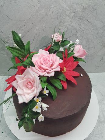 Пряники, Красивые и вкусные торты