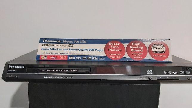 Panasonic DVD-S49