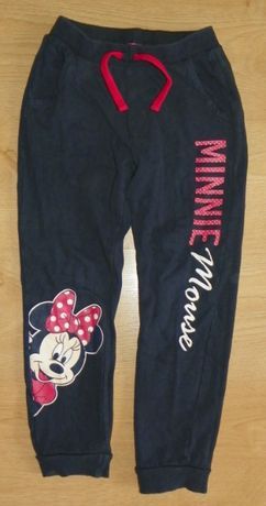 Spodnie Disney 122 cm