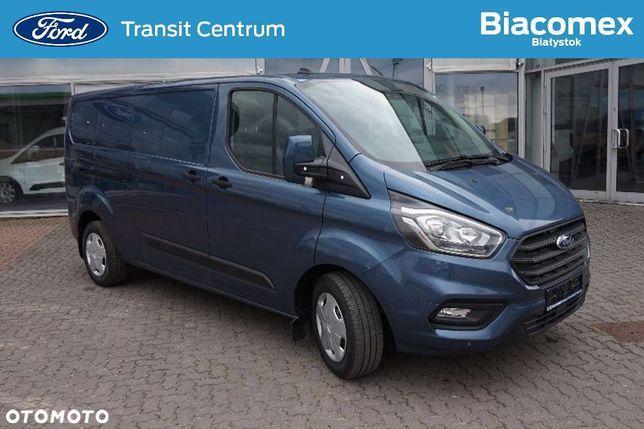Ford Transit Custom  OD RĘKI! CUSTOM AUTOMAT, 2,0 Ecoblue 170KM L2 Metalik