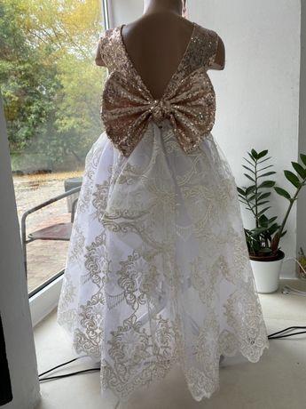 Нарядное платье на 5-8 лет Продажа/Аренда