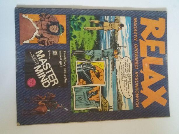 Relax #15 - mag komiksowy