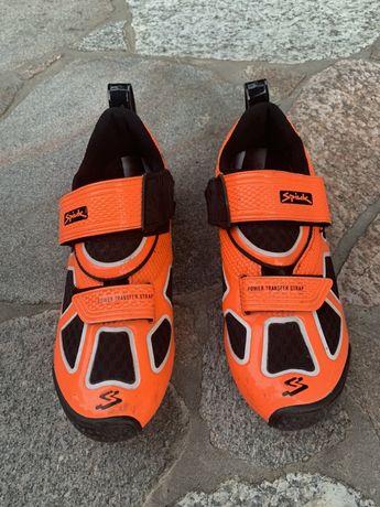 Buty do kolarstwa szosowego - spiuk, 43, karbon