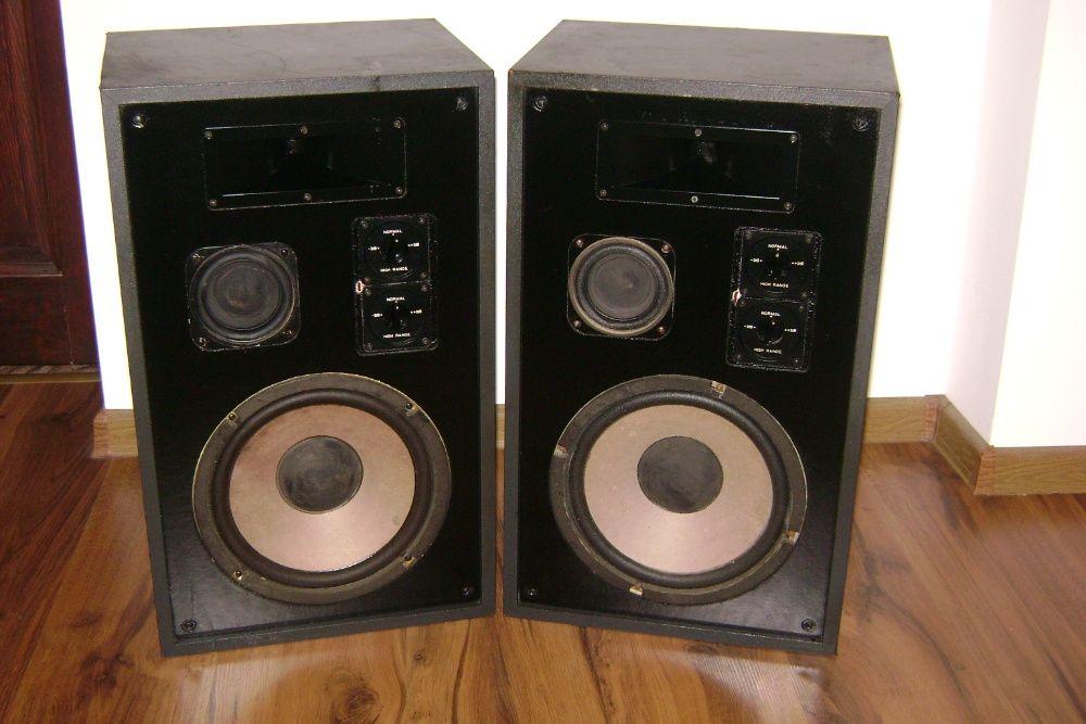 WESTRA Duże solidne kolumny głośnikowe 3 way speaker Wysyłka