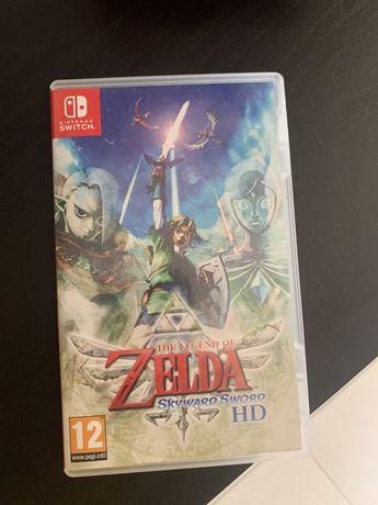 Zelda skward sword hd