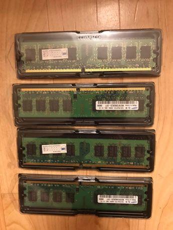 Продам модули оперативной памяти DDR2-800 -1Gb 4шт. AMD