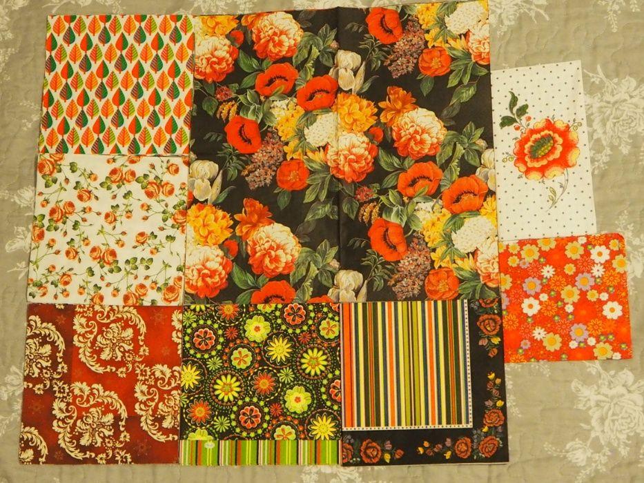 Serwetki do Decoupage, różne wzory, hobby, rękodzieło Legnica - image 1
