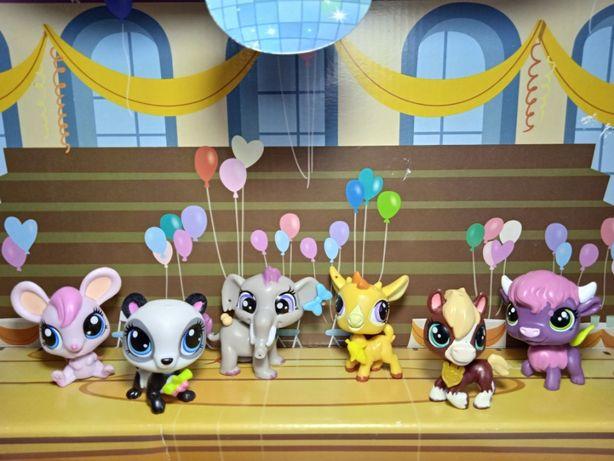 Коллекционная фигурка Littlest Pet Shop с кодом