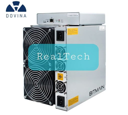 (Out of Stock) Novo Bitmain Antminer S17 pro 53Th/s